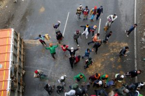 Indian Protests Over Cyber Surveillance Scandal