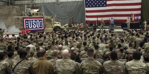 US Plans To Withdrawal From Afghanistan