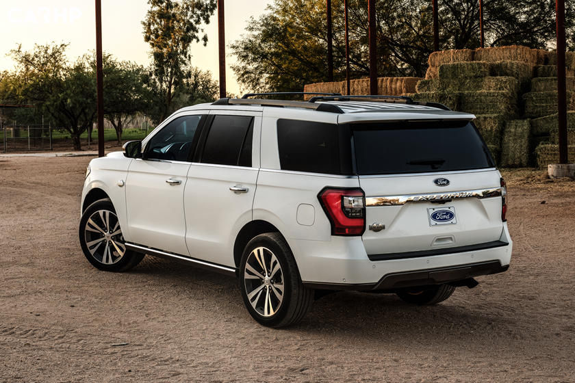 2022 Ford Expedition is Announced
